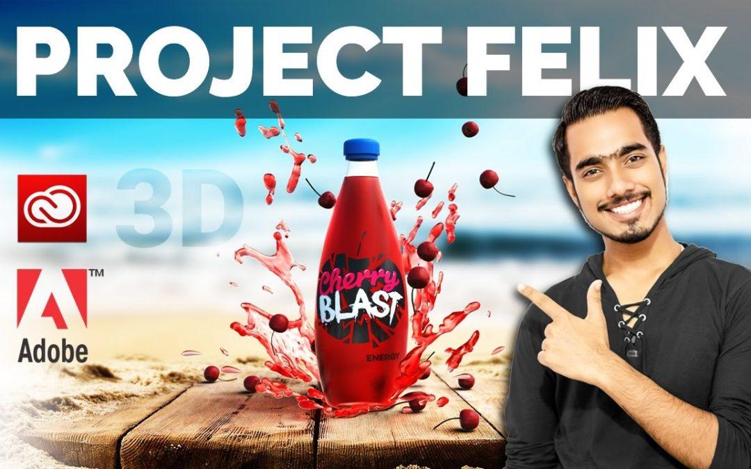Adobe Creative Cloud – Project Felix [Video]