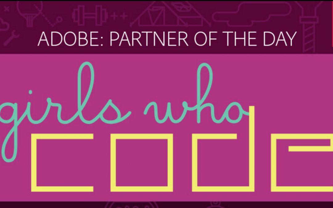 Adobe Partner Day: Girls Who Code [Infographic]