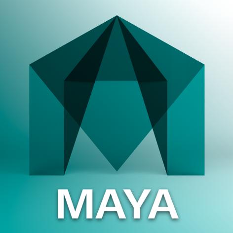 Autodesk Maya Training badge