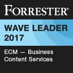 The Forrester Wave: Enterprise Content Management - Business Content Services, Q2 2017