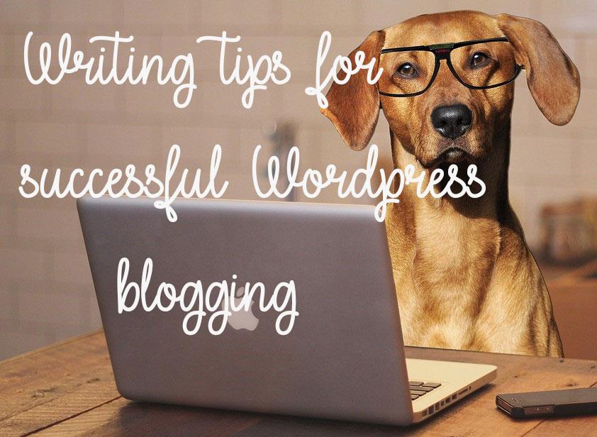 Writing tips for successful WordPress blogging