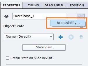 Adobe Captivate Advanced Training Accessibility